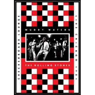Muddy Waters & The Rolling Stones Live At The Checkerboard Lounge Chicago 1981 [DVD] [NTSC]